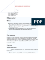 Histamine Receptor - Sumit