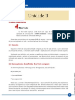 Matemática Financeira (40hs ADM) Unid II
