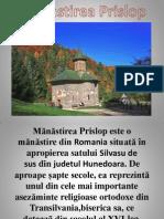Manastiri Medievale