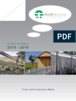 Rural & Residential Fencing by Think Fencing