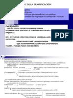 El ABC de la pedagogía Planificacion resumen