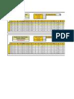Planilla Excel fundacion multicancha