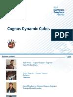 Cognos Dynamic Cubes