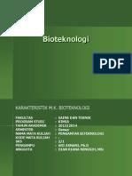Tenik Mikrobiologi Untuk Industri