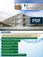 All Brochures ETI