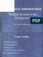Budgeting 1