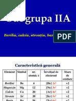 4. Grupa II A+Mg