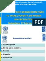 Rwanda Presentation1