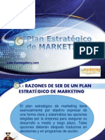 Plan Estrategico de Marketing