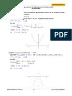 Ecuacion de La Parabola y Sus Aplicaciones