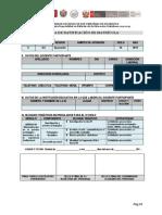 Ficha de Ratificacion de Matricula Dec IV Ciclo - 2015 Copia