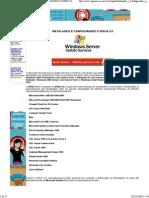 WSUS - Instalando e Configurando 3.0[1]
