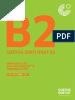Set preparacion examen aleman b2