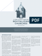 114 Things You Need to Know About Revitalizing Churches