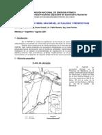 Complejo Minero Fabril San Rafael, Actualidad y Perspectivas