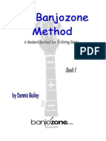 A Banjo Partial