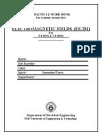 Ee-281 Electromacnatic Fields_2013