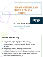 Materi PKPR Only