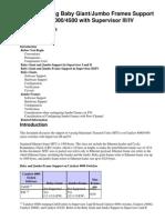 Errores MTU(undiad maxima de transmicion)