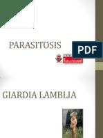 PARASITOSIS, PEDIATRIA, APUNTES