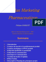 La Plan Marketing Pharmaceutique