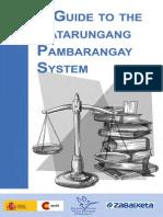 Barangay Rule of Law