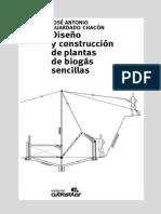 Diseño y Construcción de Plantas de Biogás