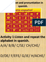 Copy of Sounds and Pronuntiation in Spanish.