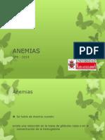 Anemias, Hemoglobina, Pediatria