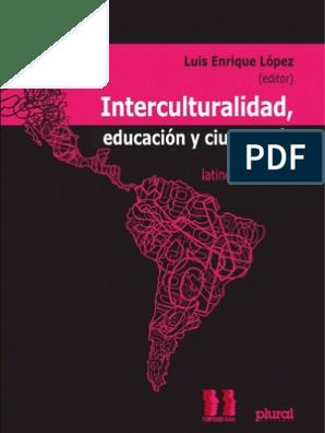 Interculturalidad Educación Y Ciudadanía