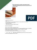 Pão de Arroz de Liquidicador Supersaudável
