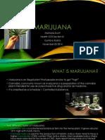 marijuana powerpoint