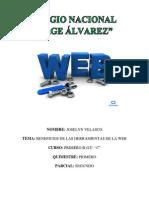 Beneficios de Las Herramientas de La Web