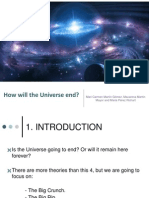 How will the universe end.ppt