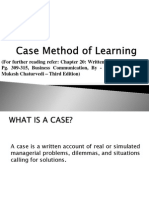 f. Case Method of Learning.pptx