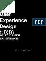 Presentation on User Experience Design