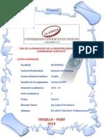 Metodologias de Implantación de Un ERP