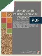 Diagrama de Pareto y Listas de Verificacion