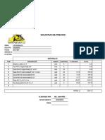 0001 Los Rosales Requisicion Materiales 25-11-2014