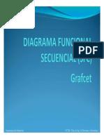 Diagrama funcional secuencial SFC