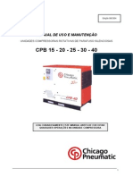 Manual de Instrucao compressor chicago pneumatic