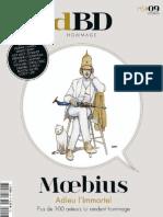 Revista Moebius Tribute