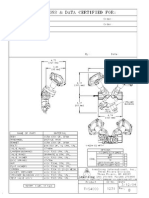 Armstrong TVS4000 Drawing Cd1231