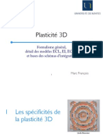Plasticite 3D