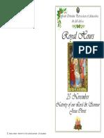 2014 - 24 Dec -Royal Hours(2) - Nativity
