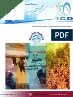 ICD-Boletin Estadistico 1er Trim 2014