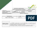 Compuestos de Coordinacion y Organometalicos