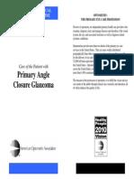 Primary Angle Closure Glaucoma 225377487