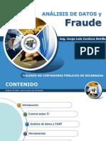 Auditoria a Los Sistemas y Fraude