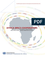 Africa-brics Cooperation Eng